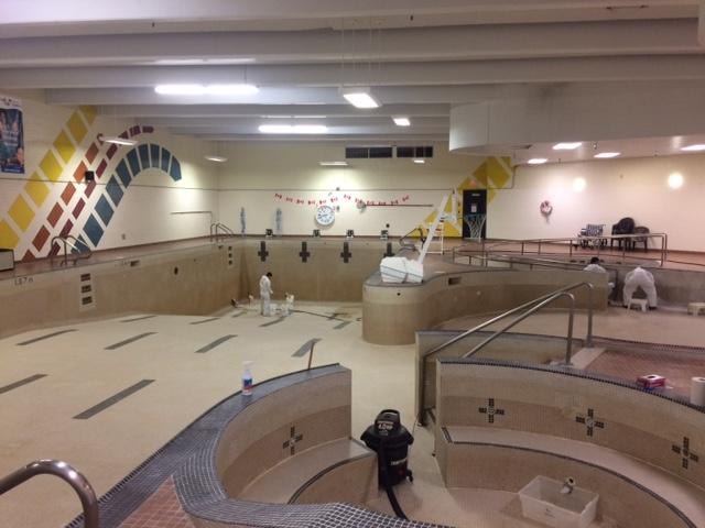 Empty Pool Aug 2016